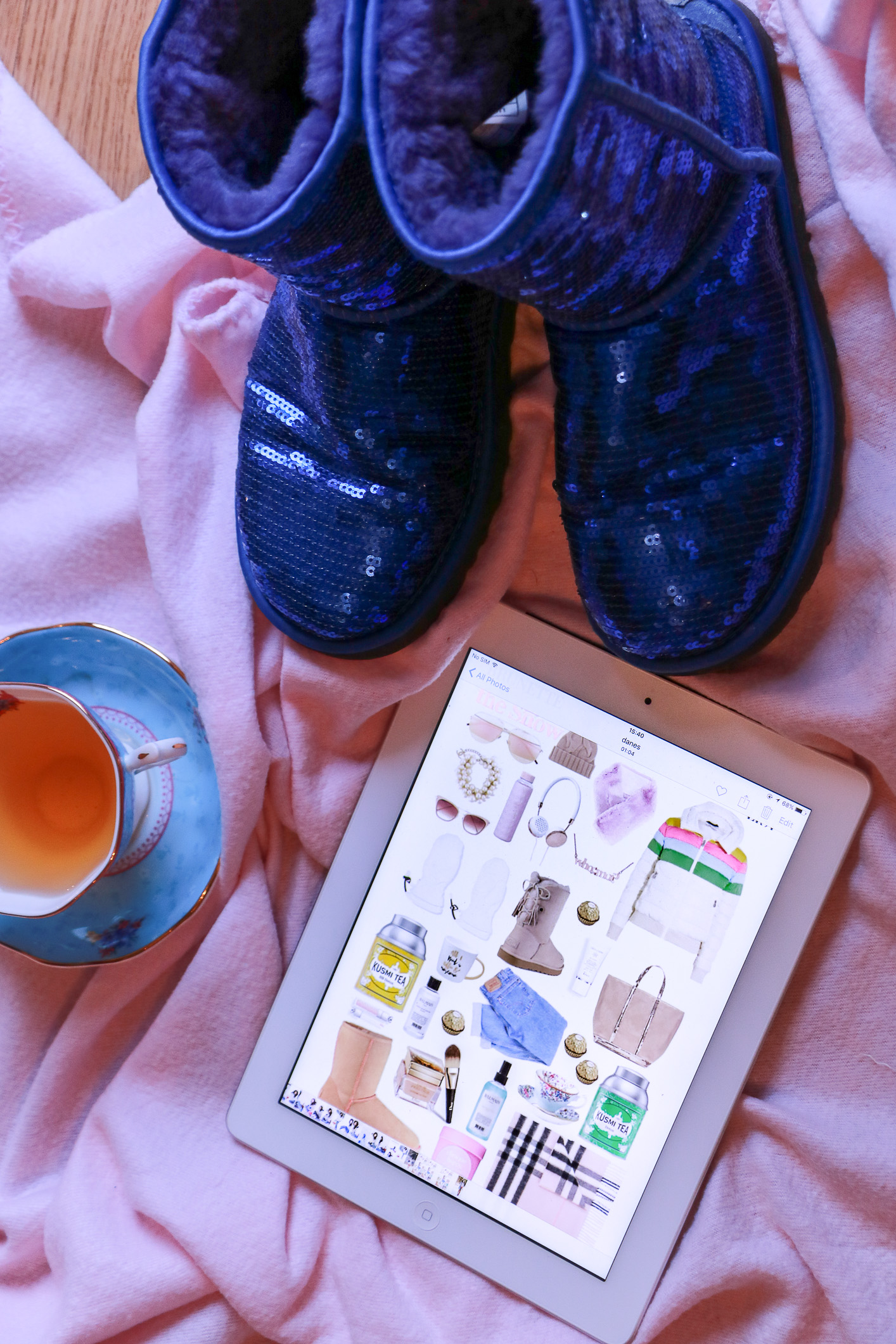 Fashion blogger Veronika Lipar of Brunette From Wall Street sharing winter essentials - all the things you need to get through this winter feeling warm and stylish as the fashion blogger
