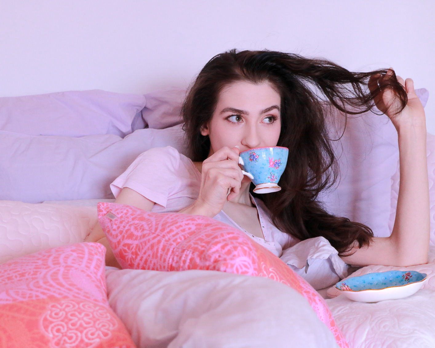 Fashion blogger Veronika Lipar of Brunette From Wall Street on how your life changes when you become a morning person