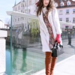 Fashion blogger Veronika Lipar of Brunette From Wall Street on what to wear to the city break this spring