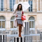 Fashion blogger Veronika Lipar of Brunette From Wall Street about a life of a fashion blogger