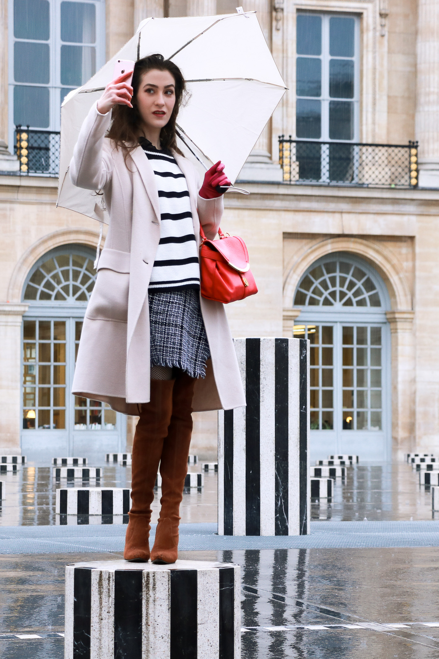Fashion blogger Veronika Lipar of Brunette From Wall Street on her life as a Fashion Blogger