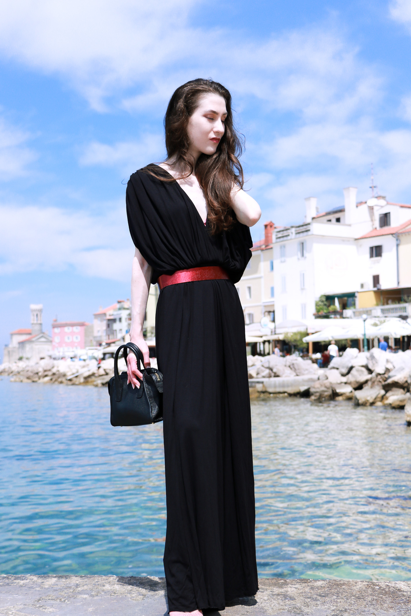Fashion blogger Veronika Lipar of Brunette From Wall Street on what to wear to Cannes Film Festival