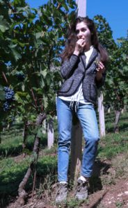 Fashion Blogger Veronika Lipar of Brunette from Wall Street on what to wear at the countryside this fall