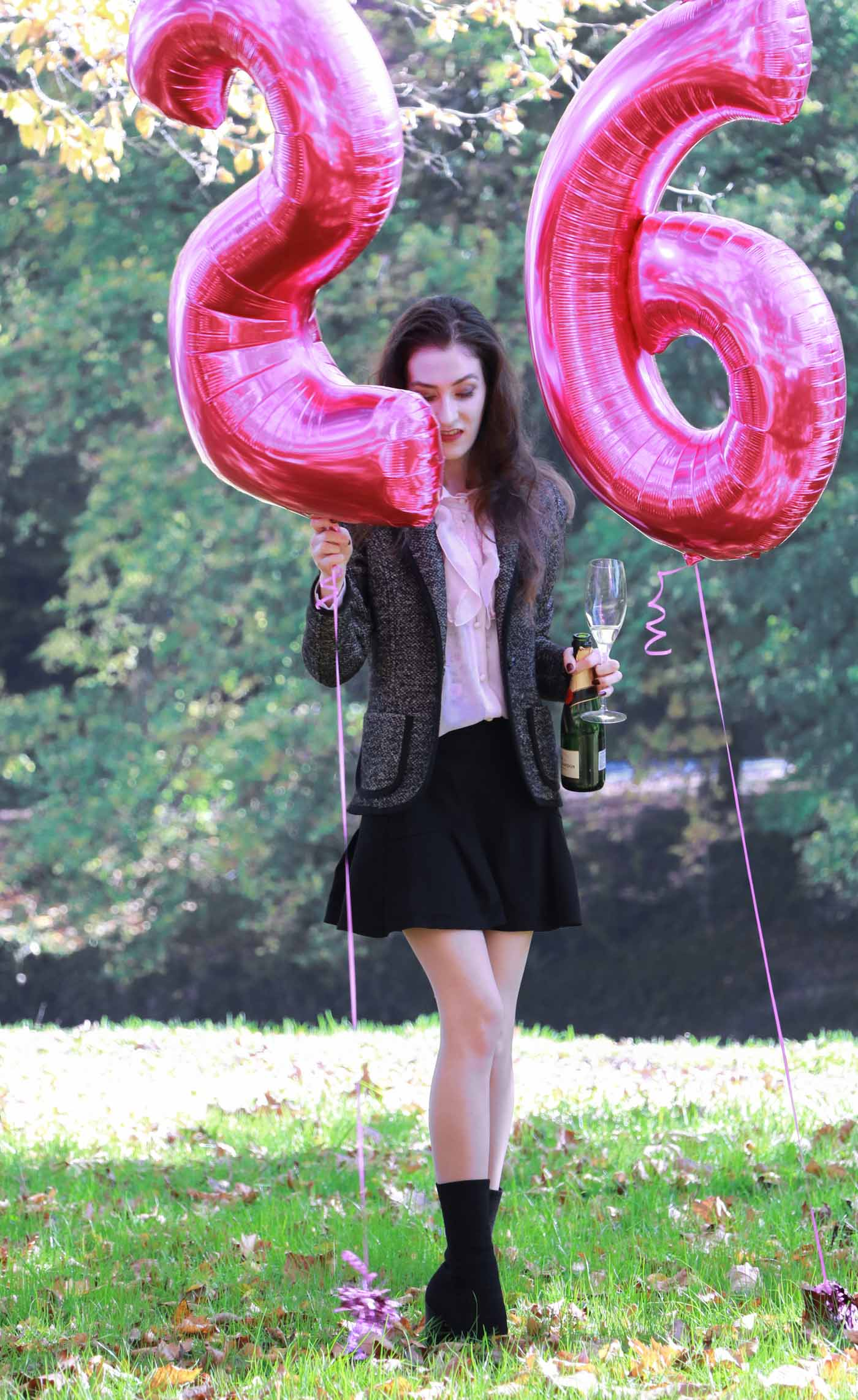 Fashion Blogger Veronika Lipar of Brunette from Wall Street on 28 something life lessons you should learn in your 20s
