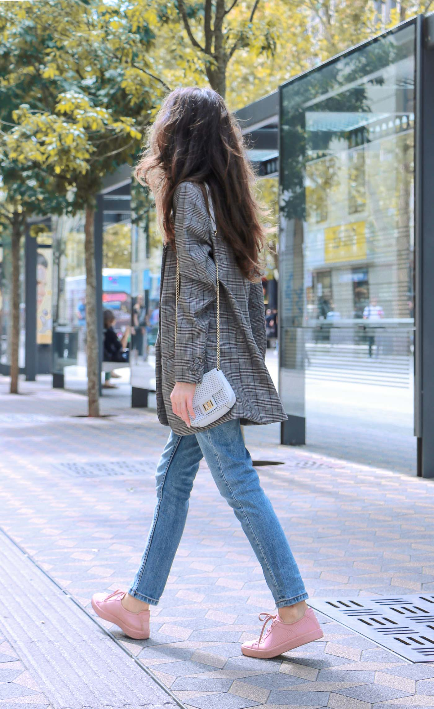 Fashion Blogger Veronika Lipar of Brunette from Wall Street on what to wear off-duty this fall