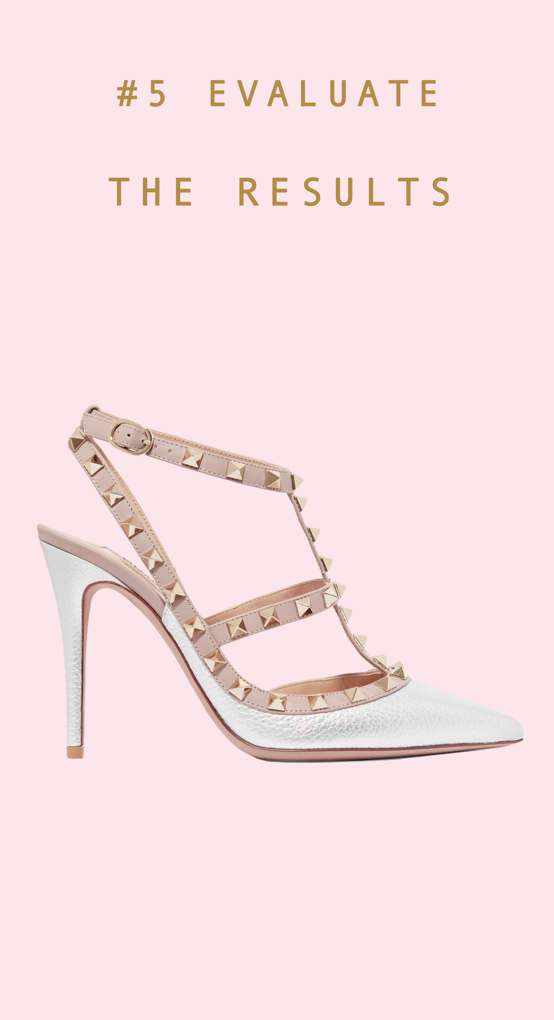 Valentino white studded sandals