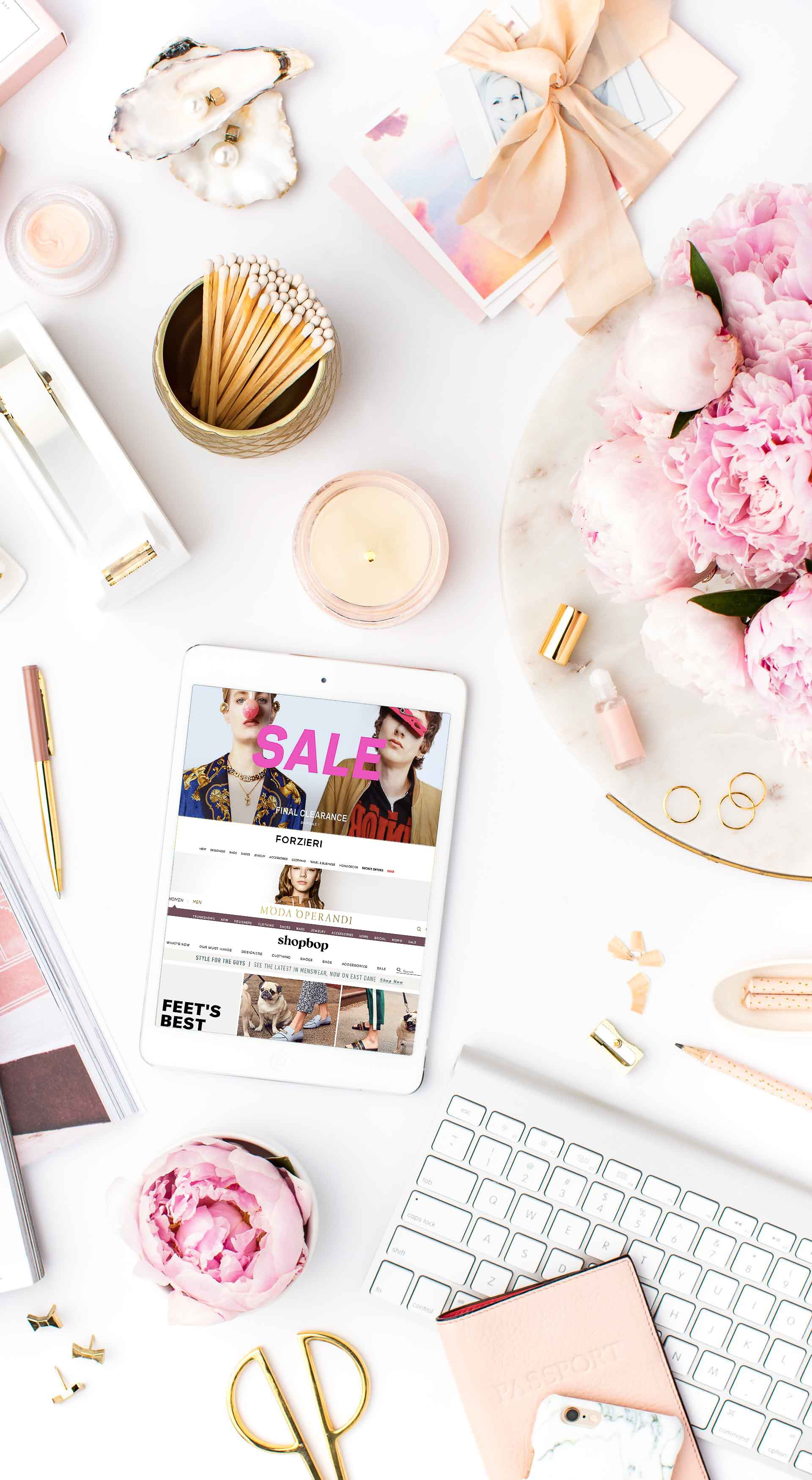where to shop online