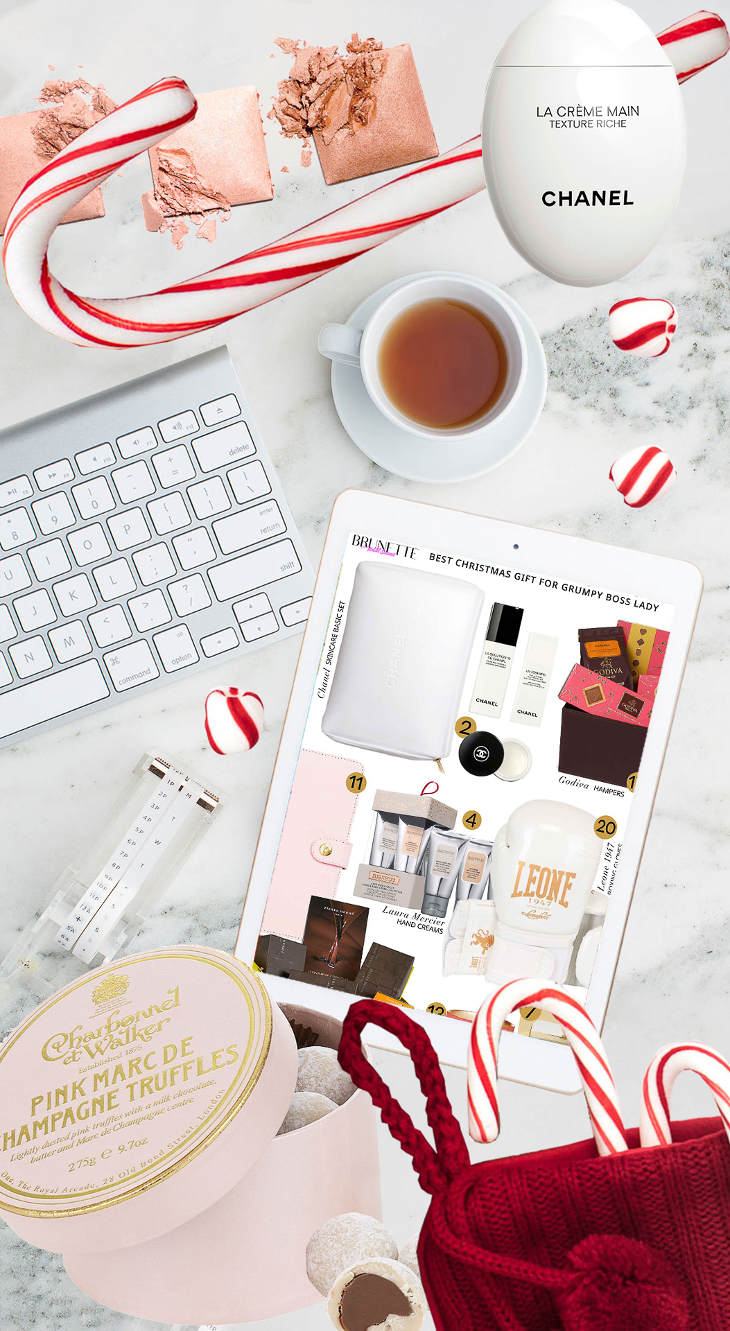 Brunette from Wall Street the best 2019 Christmas gifts for grumpy boss lady