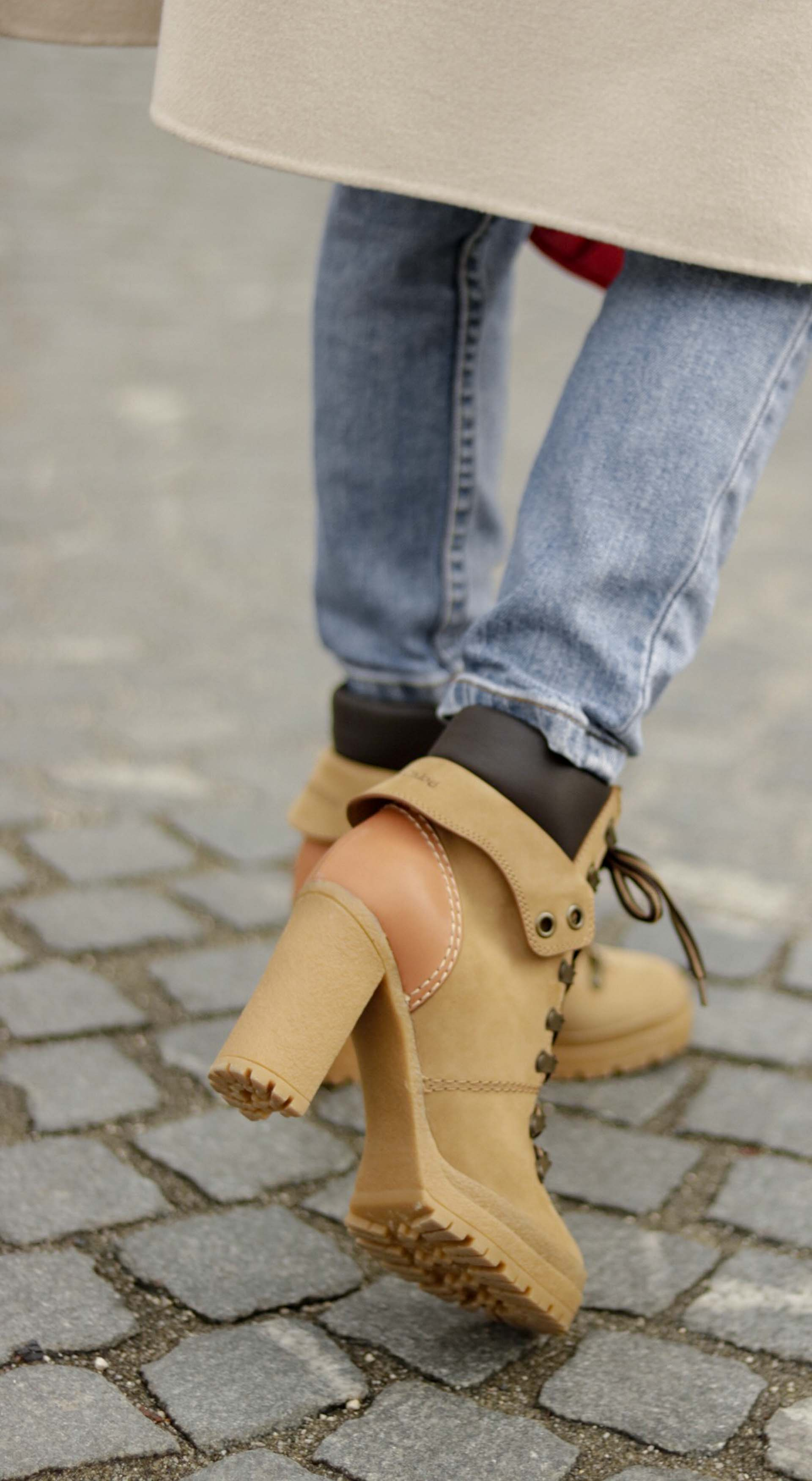 See By Chloé hiking boots